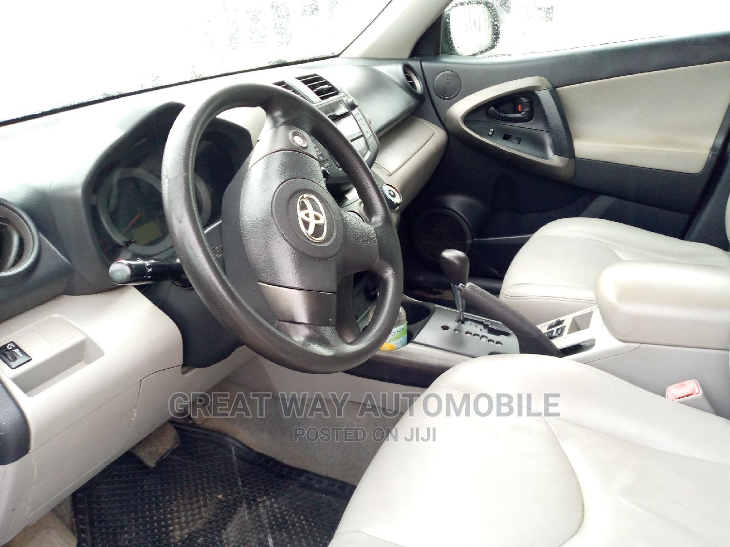 Toyota RAV4 2010 Silver | Cars for sale in Surulere, Lagos State, Nigeria