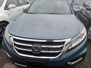 Honda Accord CrossTour 2014 EX-L W/Navigation AWD Blue | Cars for sale in Lagos State, Apapa