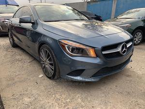 Mercedes-Benz CLA-Class 2015 Blue | Cars for sale in Lagos State, Ikeja
