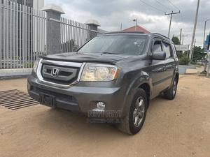 Honda Pilot 2010 EX 4dr SUV (3.5L 6cyl 5A) Gray | Cars for sale in Lagos State, Ikeja