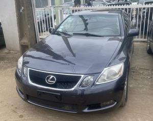 Lexus GS 2008 350 AWD Gray | Cars for sale in Lagos State, Ogba