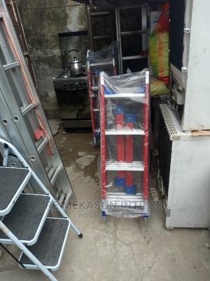 Fiber Glass Multipurpose Foldable Ladder | Hand Tools for sale in Lagos State, Lagos Island (Eko)