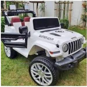 Double Seater Rechargeable Kids Jeep Rider on Car | Toys for sale in Lagos State, Ikeja