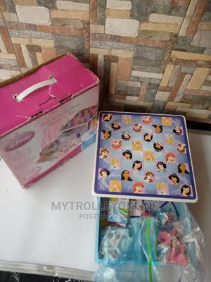 7 in 1 Disney Princess Game House Game.   Books & Games for sale in Lagos State, Ikeja