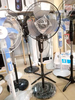 Scanfrost Standing Fan - SFRF16   Home Appliances for sale in Abuja (FCT) State, Wuse