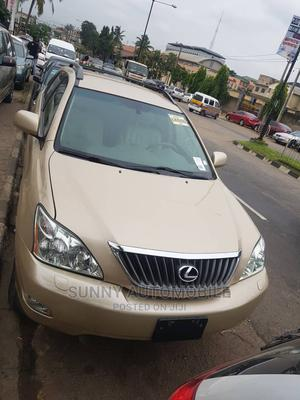 Lexus RX 2008 Gold | Cars for sale in Lagos State, Ikeja