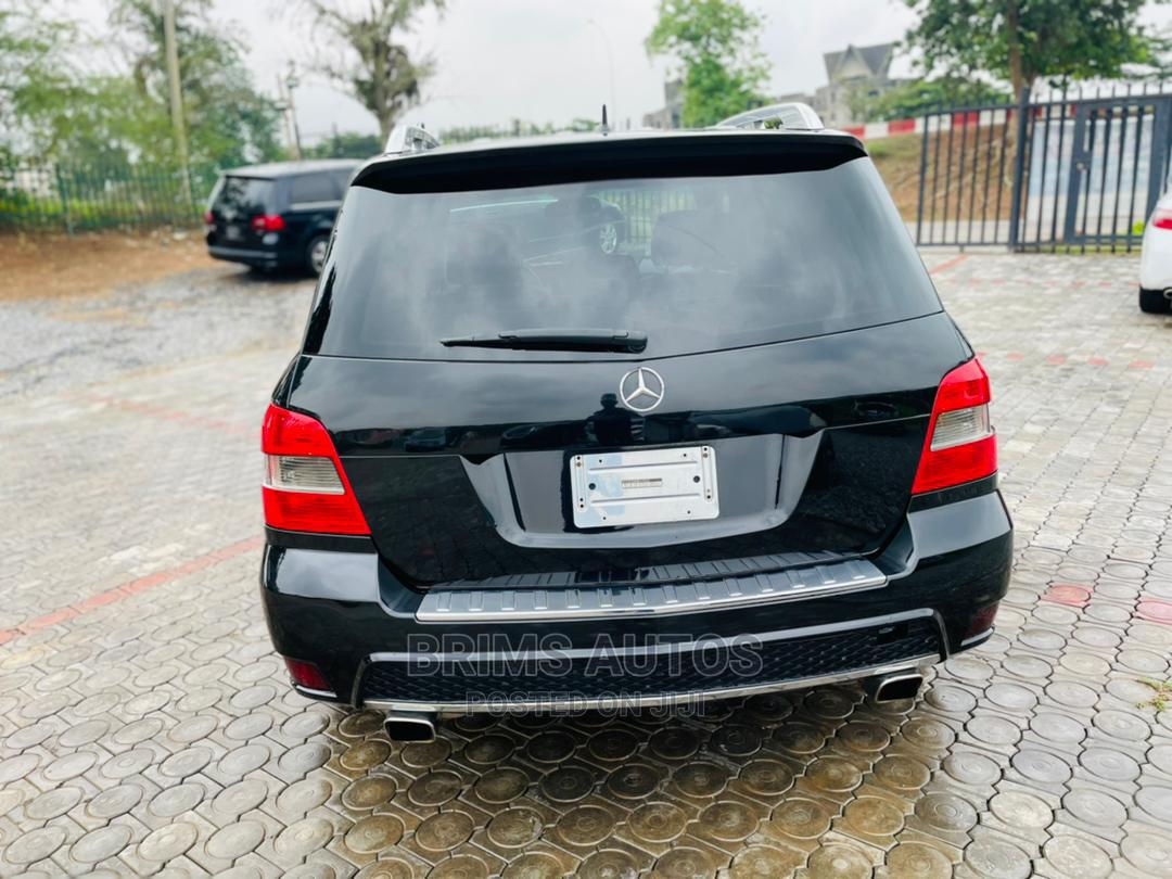 Mercedes-Benz GLK-Class 2011 350 Black | Cars for sale in Mabushi, Abuja (FCT) State, Nigeria