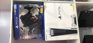 Brand New Sealed Ps5+Fifa21 Sept 2nd Stock | Video Game Consoles for sale in Abuja (FCT) State, Wuse