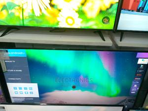 """Syinix 75""""Smart Android Tv 