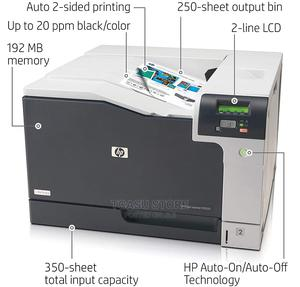HP Colour Laserjet PRO Cp5225dn Printer A3 | Printers & Scanners for sale in Lagos State, Ikeja