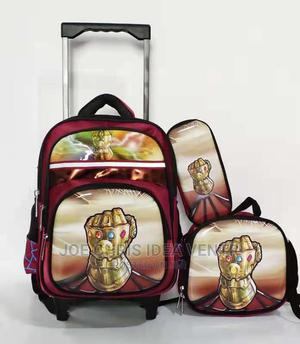 Kids School Bag and Lunch Box   Babies & Kids Accessories for sale in Lagos State, Kosofe