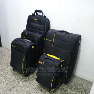 High Rated Leaderpolo Trolley Luggage Black Bag in Stock | Bags for sale in Lagos State, Ikeja