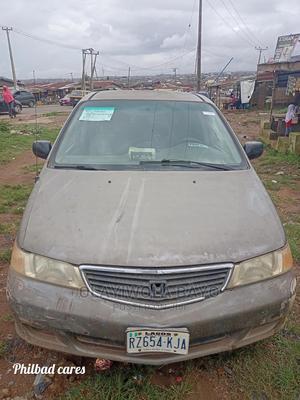Honda Odyssey 2000 Gray | Cars for sale in Oyo State, Ona-Ara