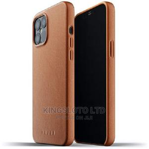 Apple Leather Case for iPhone 12 Pro Max   Accessories for Mobile Phones & Tablets for sale in Lagos State, Ikeja