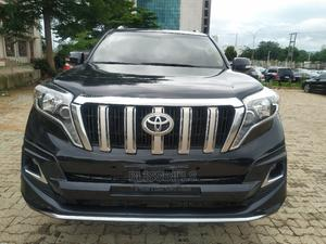 Toyota Land Cruiser Prado 2016 Black | Cars for sale in Abuja (FCT) State, Central Business District