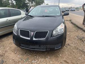 Pontiac Vibe 2009 1.8L Black | Cars for sale in Abuja (FCT) State, Gwarinpa