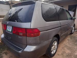 Honda Odyssey 2003 EX Gray | Cars for sale in Edo State, Benin City