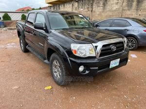 Toyota Tacoma 2006 PreRunner Access Cab Black | Cars for sale in Lagos State, Ikeja