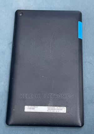 Lenovo Tab3 7 8 GB Black | Tablets for sale in Lagos State, Ikeja