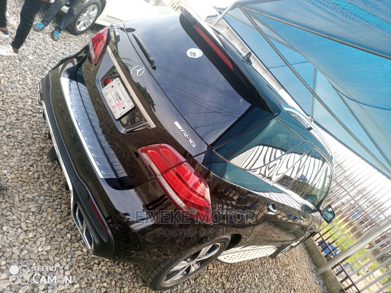 Archive: Mercedes-Benz GLE-Class 2017 Black