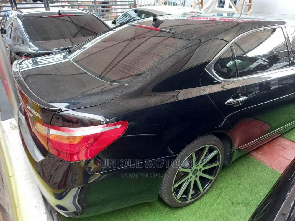 Lexus LS 2011 460 L Black   Cars for sale in Lekki, Lagos State, Nigeria
