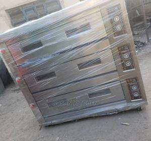 Gas 3 Deck Industrial Oven   Industrial Ovens for sale in Edo State, Benin City