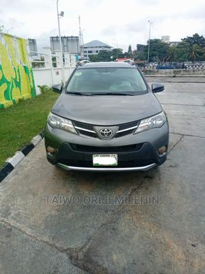 Toyota RAV4 2015 Brown | Cars for sale in Lagos State, Lekki