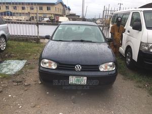 Volkswagen Golf 2002 Black   Cars for sale in Lagos State, Ikeja