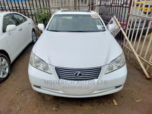 Lexus ES 2007 350 White   Cars for sale in Lagos State, Ikoyi