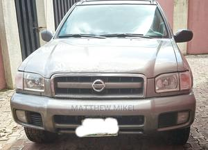 Nissan Pathfinder 2003 SE AWD SUV (3.5L 6cyl 4A) Brown | Cars for sale in Edo State, Benin City