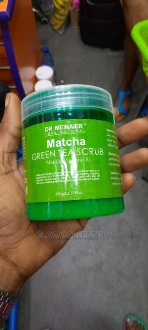 Matcha Green Tea Scrub | Skin Care for sale in Lagos State, Amuwo-Odofin