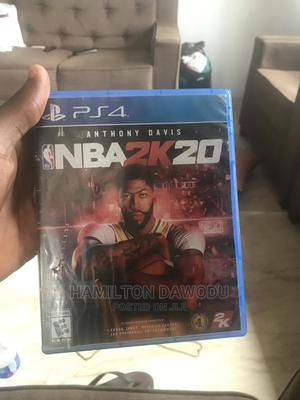 Play Station 4 Nba 2k 20 | Video Games for sale in Lagos State, Alimosho
