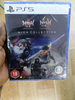 Ps5 Nioh Collection Game   Video Games for sale in Lagos State, Ikeja