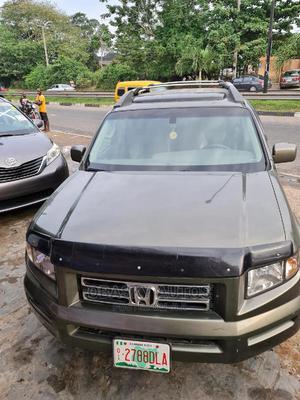 Honda Ridgeline 2006 Green | Cars for sale in Lagos State, Surulere