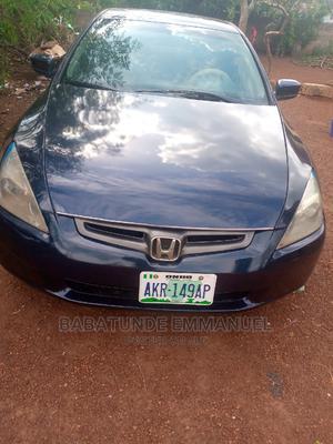 Honda Accord 2004 Automatic Blue | Cars for sale in Ekiti State, Ado Ekiti