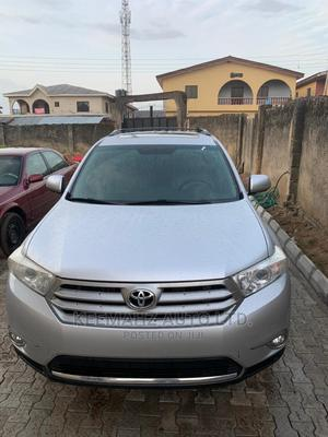 Toyota Highlander 2012 Limited Silver | Cars for sale in Lagos State, Gbagada