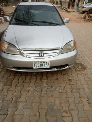 Honda Civic 2001 Silver | Cars for sale in Lagos State, Alimosho