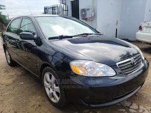 Toyota Corolla 2007 LE Black | Cars for sale in Lagos State, Ikeja