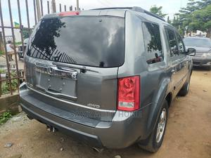 Honda Pilot 2009 LX 4dr SUV (3.5L 6cyl 5A) Gray | Cars for sale in Lagos State, Ikotun/Igando