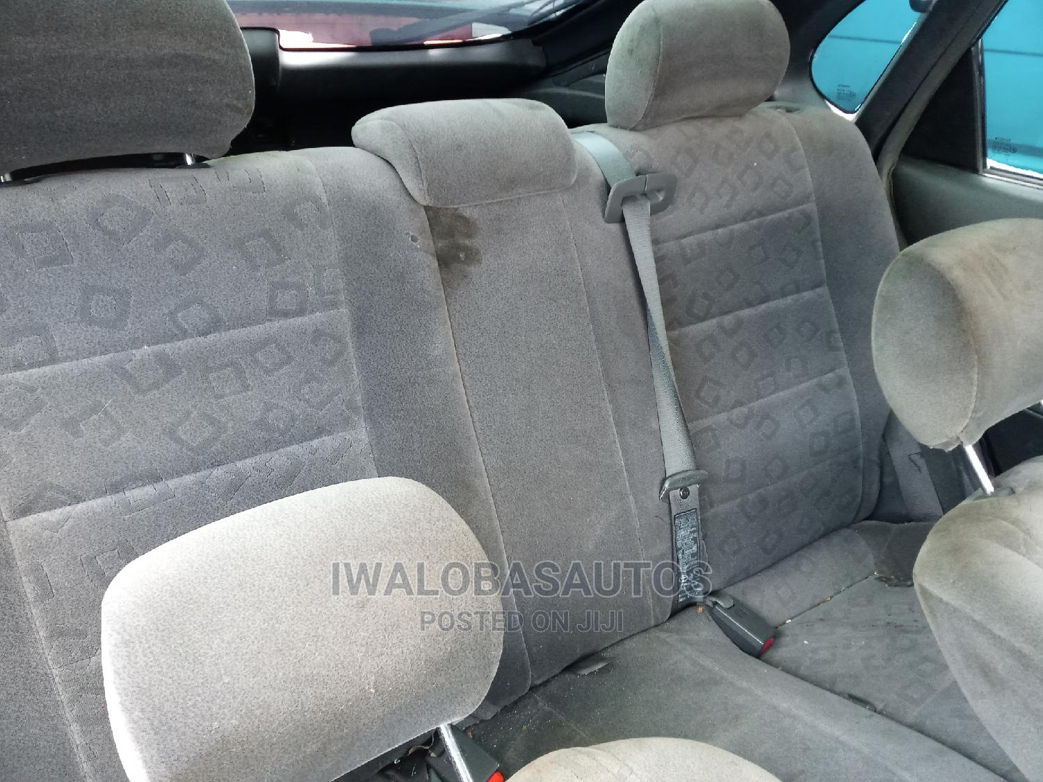 Toyota Corolla 2000 Green   Cars for sale in Isolo, Lagos State, Nigeria