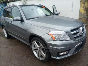 Mercedes-Benz GLK-Class 2012 350 4MATIC Gray | Cars for sale in Lagos State, Isolo