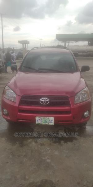 Toyota RAV4 2008 2.0 VVT-i Red | Cars for sale in Rivers State, Port-Harcourt