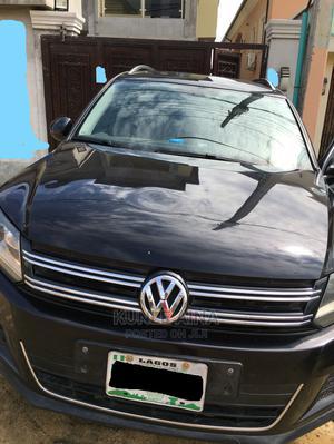 Volkswagen Tiguan 2014 Black | Cars for sale in Lagos State, Ikeja