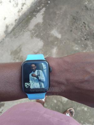 Smart Watch Series 6 Plus Bluetooth Headphones   Smart Watches & Trackers for sale in Kwara State, Ilorin East