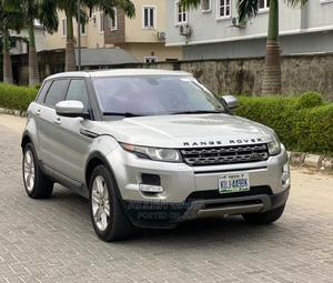 Land Rover Range Rover Evoque 2013 Pure AWD 5-Door Green   Cars for sale in Lagos State, Lekki