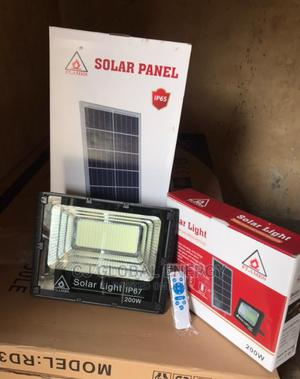 200watt Solar Flood Light | Solar Energy for sale in Kano State, Nasarawa-Kano