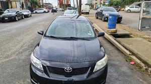 Toyota Corolla 2010 Black | Cars for sale in Lagos State, Kosofe