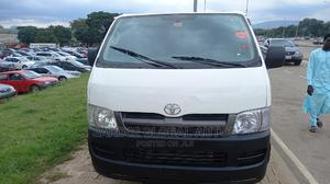 Toyota Hiace Bus 2008 White   Buses & Microbuses for sale in Abuja (FCT) State, Kubwa