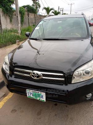 Toyota RAV4 2006 Black | Cars for sale in Lagos State, Ikeja