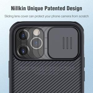 Camshield Case Slide Camera Back Cover for iPhone 12 Pro Max | Accessories for Mobile Phones & Tablets for sale in Lagos State, Ikeja